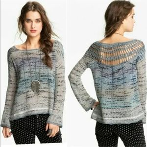Free People Morning Bell Sweater